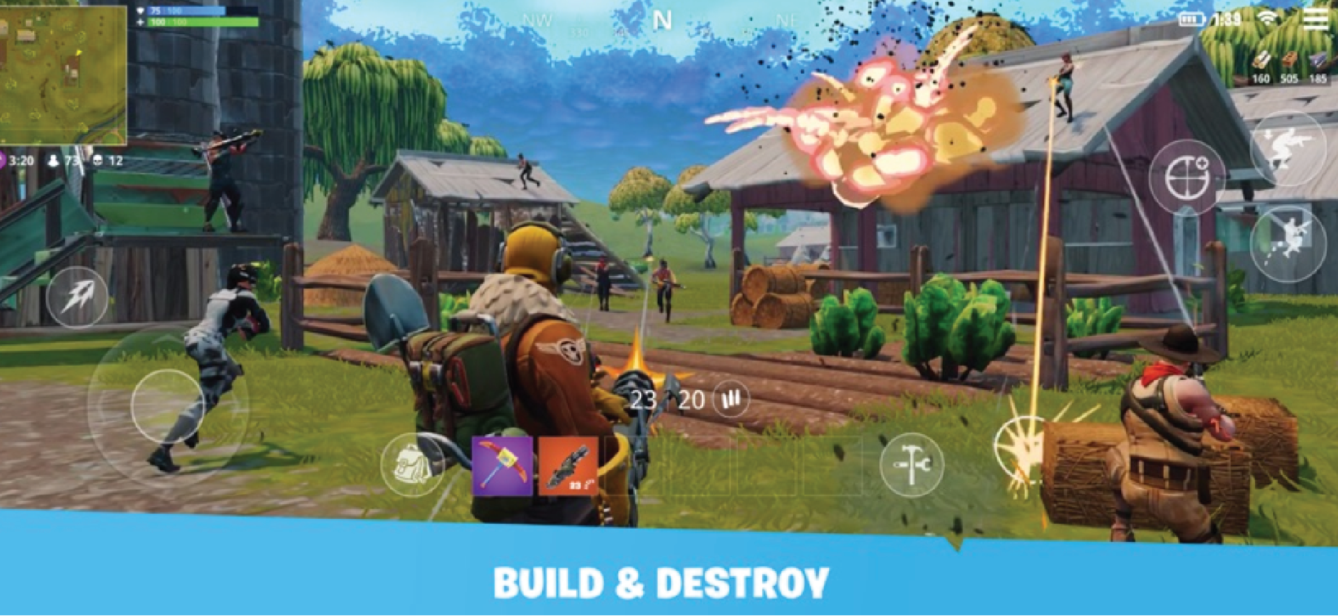 Install Fortnite Apk V16.20.0 For Realme Devices